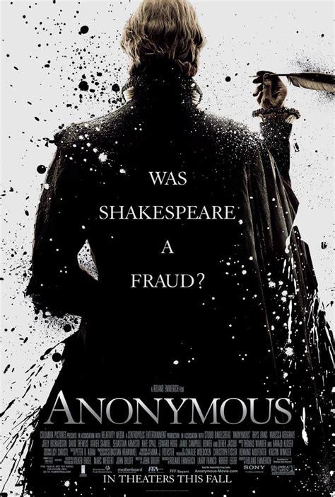 Anonymous Poster - FilmoFilia