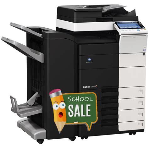 Konica minolta will send you information on news, offers, and industry insights. Konica Minolta Bizhub C454 Colour Copier Printer Rental ...