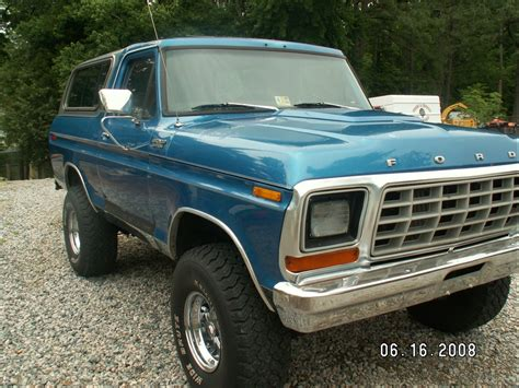 Ford Bronco Lift Kit by 1979 Ford Bronco 6 Inch Lift Kit