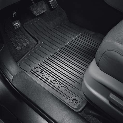 Honda Odyssey All Weather Floor Mats 2012 by All Season Floor Mats Civic Coupe 08p13 Ts8 110a 97 58