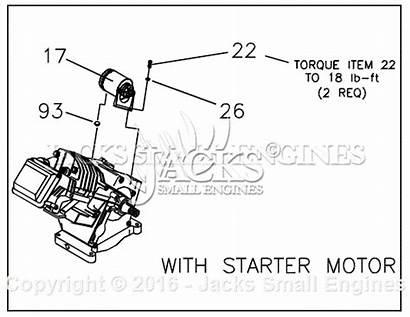 Motor Generac Stepper Diagram Gn Parts Engine