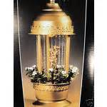 Vintage Rain Lamp Value by Ornate Vintage Goddess Rain Oil Motion Lamp Nib Mint 12