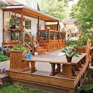 Patio Champtre Patio Inspirations Jardinage Et