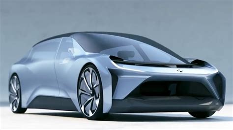 NIO Eve Autonomous Vehicle Concept - YouTube