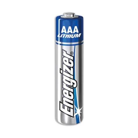 Energizer Ultimate Lithium L92 (AAA) Battery (Pack of 4 632965