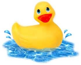 Bathtub Rubber Ducks by Object Moved