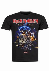 T Shirt Musique Rock : rock vintage t shirt iron maiden best of the beast ~ Melissatoandfro.com Idées de Décoration