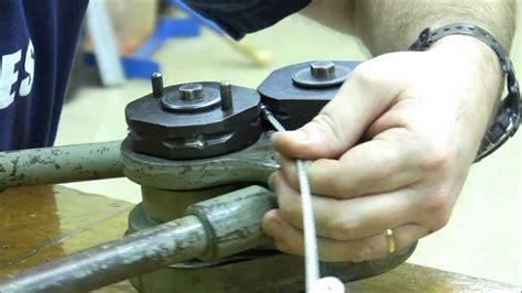 aircraft tool training kearney swager ball terminal