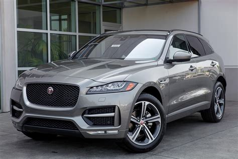New 2019 Jaguar Fpace 25t Rsport Sport Utility In
