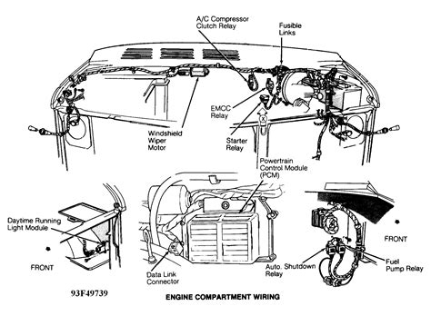 1989 Chevy 3500 Starter Wiring Diagram by I A 93 Dodge That The Electric Windows And A C