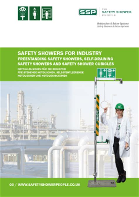 safety shower definition emergency showers drench showers for logistics and