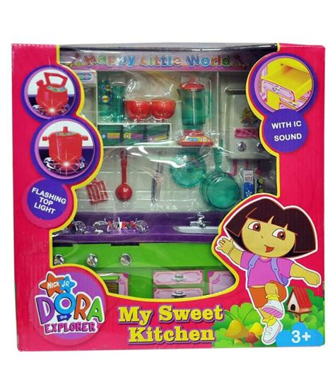 the explorer kitchen set target india the explorer my sweet kitchen set buy