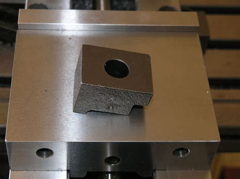 vise mounting clamps  kurt style milling vises