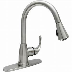 Glacier Bay Kitchen Faucet Troubleshooting