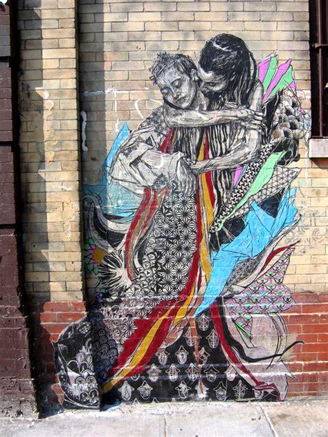graffiti art  swoon scene