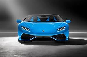 Lamborghini Huracan Spyder : lamborghini huracan lp 610 4 spyder bows in frankfurt ~ Medecine-chirurgie-esthetiques.com Avis de Voitures