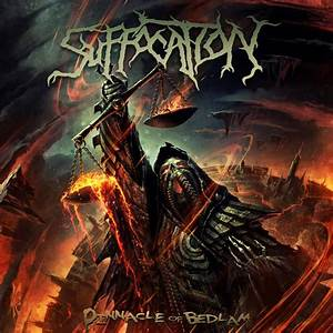 Album Review: SUFFOCATION - Pinnacle of Bedlam
