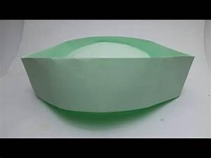 Topi Design Origami Indian Cap Gandhi Cap New Design Youtube