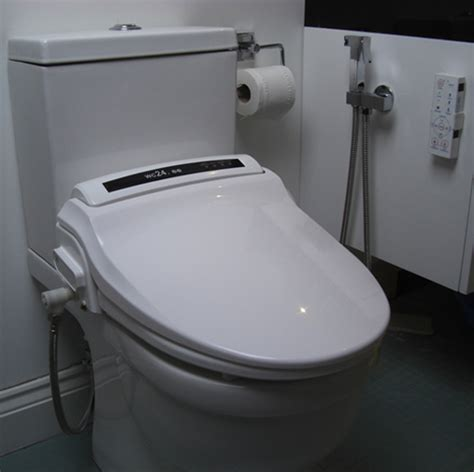 Japanese Style Bidet by Wc24e Elongated Style Bidet Toilet Seat With Remote