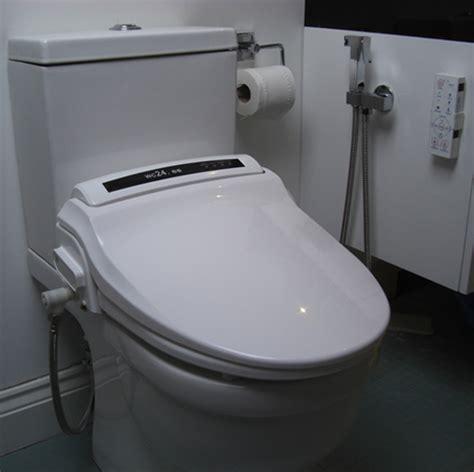 Kaiwc24e Elongated Style Bidet Toilet Seat With Remote