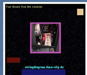 Fiat Ducato Fuse Box Location  Wiring Diagram 17595