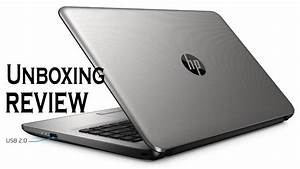 Hp 14 Inch Laptop  Silver Unboxing Review