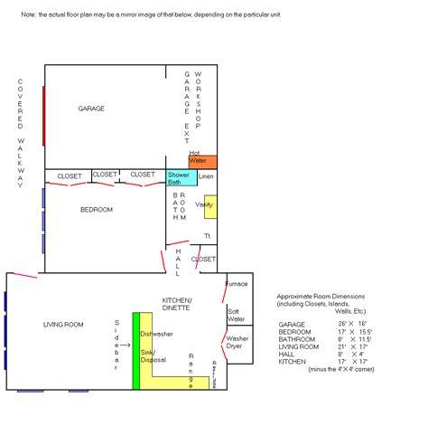 basement apartment floor plans floor plans v