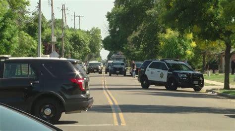 oakland homicide suspect arrested  fresno pd  hours