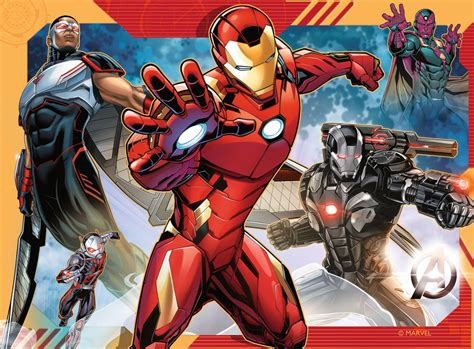 avengers assemble   box image  click  zoom