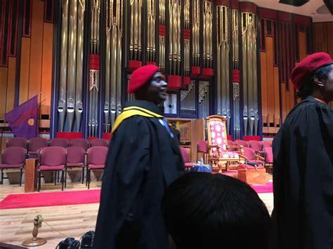 eff leader julius malema  part   graduation