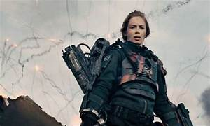 Gallery For > Edge Of Tomorrow Emily Blunt Poster
