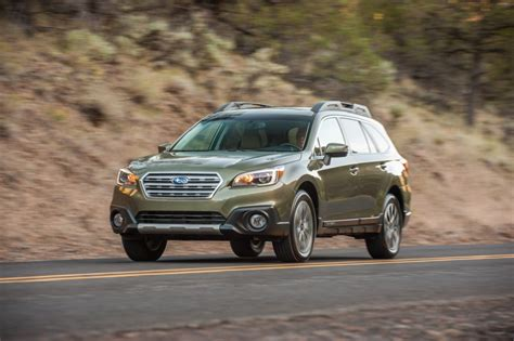 2016 Suburu Outback by Subaru Adds To Eyesight Safety System In 2016 Outback Legacy