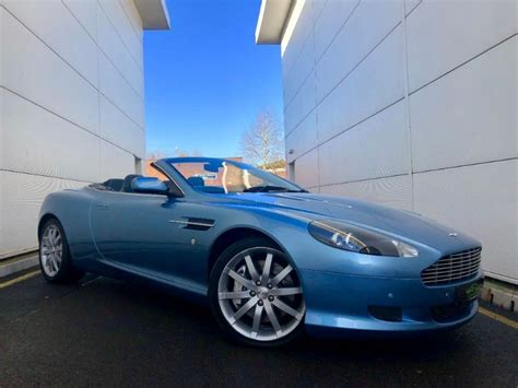 Used Azzurro California Aston Martin Db9 For Sale