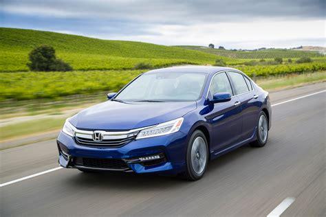 Honda Accord Hybrid 2017 by 2017 Honda Accord Hybrid Review Carrrs Auto Portal