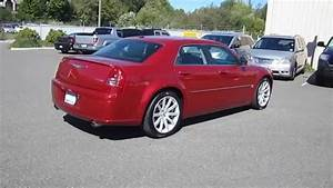 2007 Chrysler 300  Inferno Red Crystal Pearl