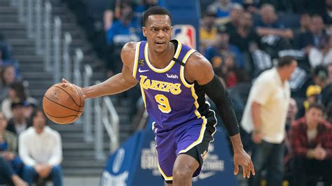 Lakers guard Rajon Rondo out for significant time after ...