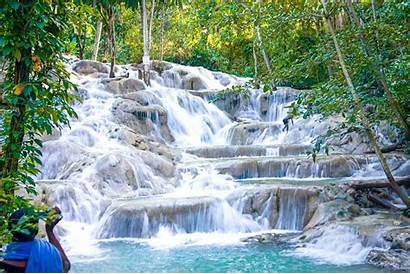 Falls River Jamaica Sandals Dunn Dunns Rios