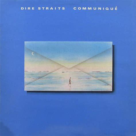 dire straits communique  vinyl discogs