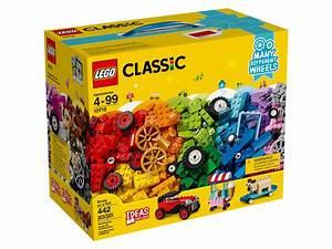 Lego Classic Bauanleitungen : lego 10715 kreativ bauset fahrzeuge classic 2018 ab 18 67 25 gespart bricks on a roll ~ Eleganceandgraceweddings.com Haus und Dekorationen