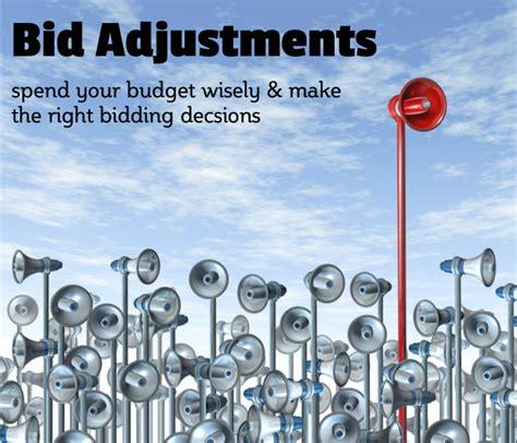 Adwords Bid Importance Of Bid Adjustments For A Successful Adwords