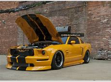 Ford Mustang Sherrod Autos Post