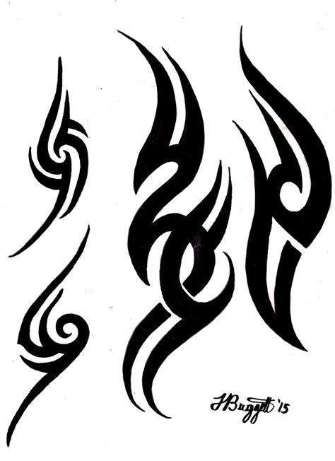 tribal tattoo flash  punch  designs  deviantart