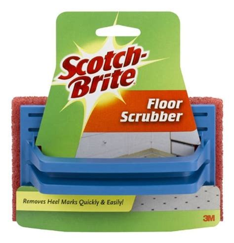 scotch brite floor scrubber  cleaning tools