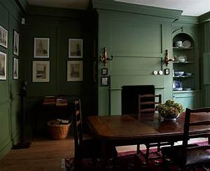 Green, Dining, Rooms