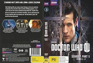 Doctor Who Series 7 Part 5 DVD Cover by jyadaha2 on DeviantArt