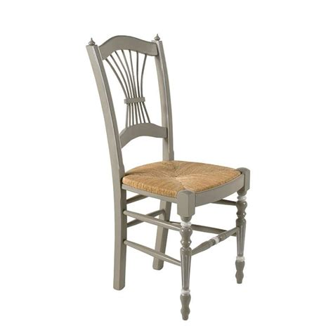 peindre chaise bois et paille 4 pieds vente en ligne
