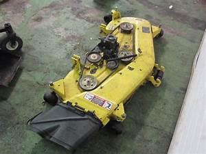 John Deere 445 54 U0026quot  Mower Deck 425 455