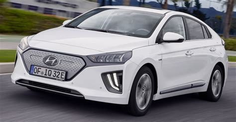 hyundai ioniq electric facelift unveiled caradvice