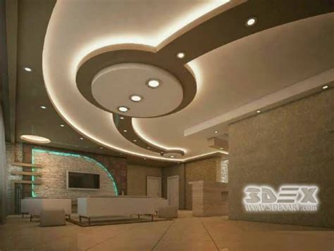 Interior Design For Living Room Roof by Pop False Ceiling Designs 2018 For Pop Roof Ceiling