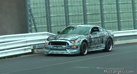 2015 Mustang Gt Nurburgring Time by 2016 Mustang Shelby Gt350r Amcarguide American